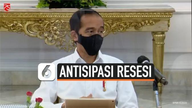 VIDEO: Jokowi Minta Investasi Jangan Sampai Minus di Atas 5 Persen