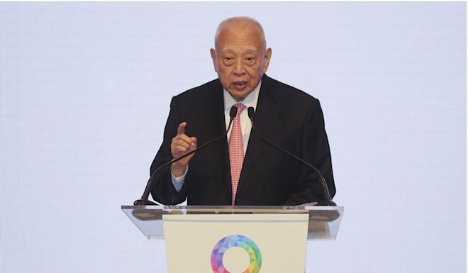Tung Chee-hwa has hit out at the subject in the past. Photo: Edward Wong