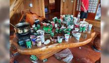 房客惡搞亂噴滅火器破壞家具 民宿業者氣炸PO影片:台灣人的素質?
