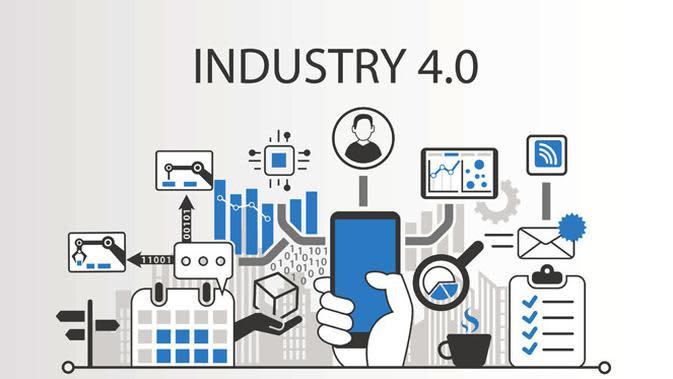 Industri 4.0 Bisa Bangkitkan Sektor Manufaktur di Era New Normal