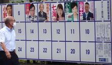 東京都知事選舉 小池成功連任