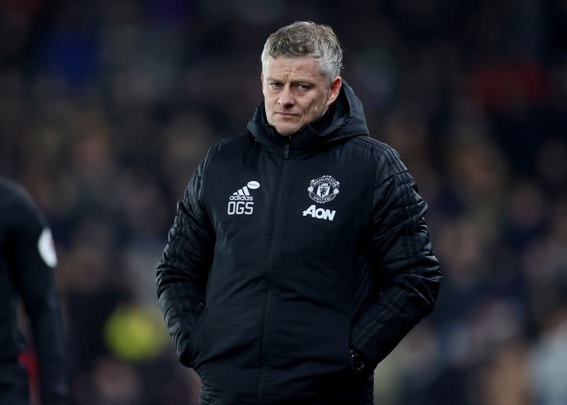 Five substitutions will help with squad rotation, says Solskjaer