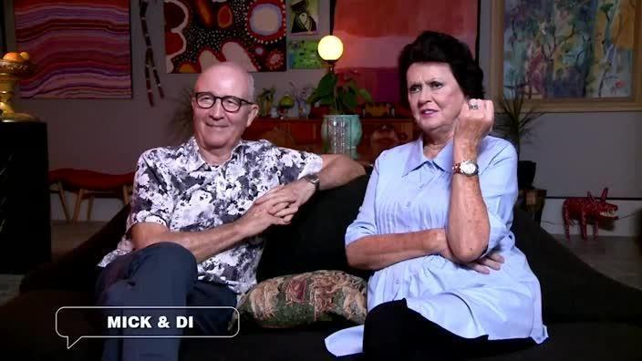 She and husband Mick are known for their hilariously entertaining commentary as they view some of the most intriguing television shows. Source: Channel Ten