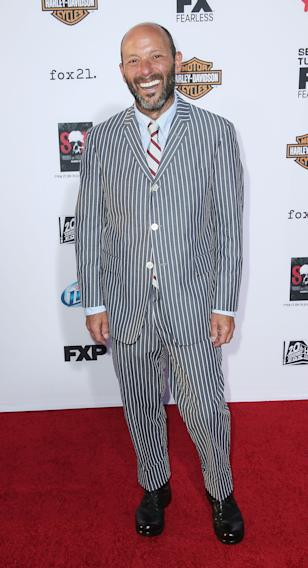 "Premiere Of FX's ""Sons Of Anarchy"" Season 6 - Arrivals"