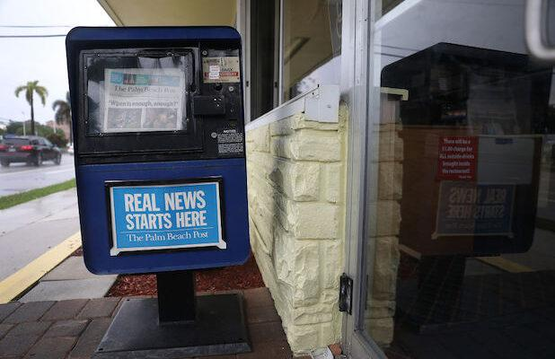 Over 50% of U.S. Counties With COVID-19 Cases Don't Have a Local Daily Newspaper, Study Finds