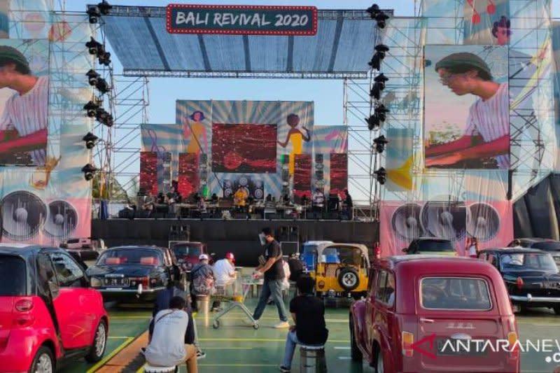 Bali Revival 2020 bangkitkan bisnis konser musik Indonesia
