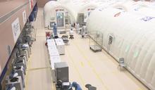 華昇:實驗室帳篷及部分儀器會留在香港以備日後使用