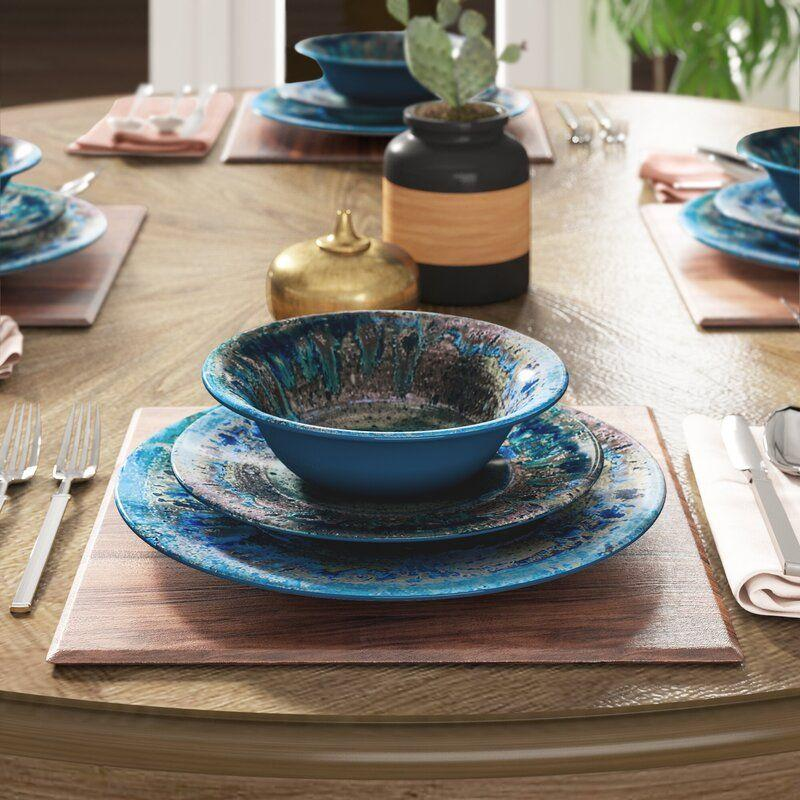 """<p><strong>Mistana</strong></p><p>wayfair.com</p><p><a href=""""https://go.redirectingat.com?id=74968X1596630&url=https%3A%2F%2Fwww.wayfair.com%2Fkitchen-tabletop%2Fpdp%2Fmistana-breana-cream-12-piece-melamine-dinnerware-set-service-for-4-mitn2026.html&sref=https%3A%2F%2Fwww.bestproducts.com%2Fhome%2Fg32613722%2Fwayfair-memorial-day-clearance-sale%2F"""" target=""""_blank"""">Shop Now</a></p><p><del>$90</del><br><strong></strong><strong>$53.99<br></strong></p><p>More durable than your dainty porcelain, melamine is a great alternative to disposable paper plates.</p>"""