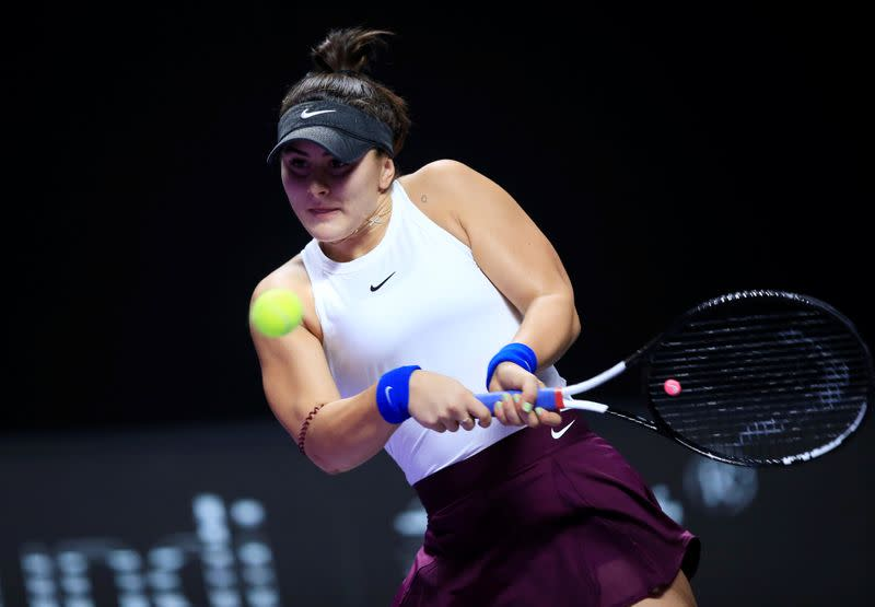 Andreescu pulls out of French Open, to take rest of 2020 off