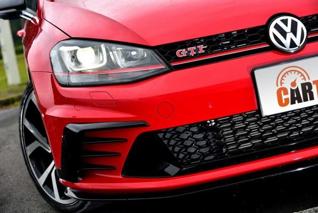 這叫Golf R怎麼混下去? Golf GTI Clubsport試駕