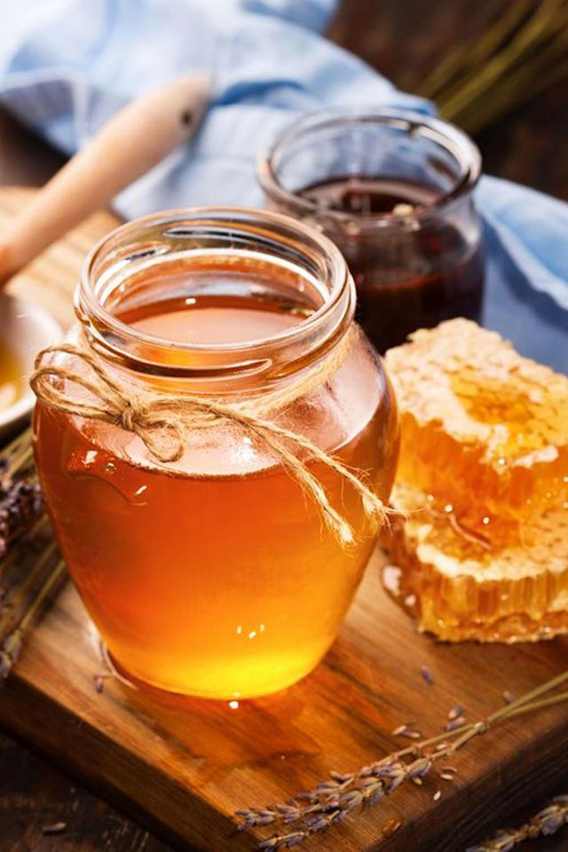 """<p>The sweet stuff is great for <a href=""""https://www.goodhousekeeping.com/beauty/anti-aging/a31156276/what-are-humectants-skincare/"""" target=""""_blank"""">hydrating</a> skin, Vargas says. Use this honey face scrub whenever your complexion needs a boost of nourishment and exfoliation at the same time.  </p><p><strong>Recipe:<br></strong>5 cherries<br>1 tbsp almond powder<br>1/4 cup honey<br>1 tbsp brown sugar <br>3 tbsp yogurt  </p><p>Mix together and gently scrub onto skin for 30 seconds, then rinse with warm water. <br></p>"""