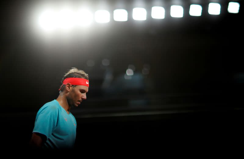 Chance for Nadal to avenge Rome defeat against Schwartzman