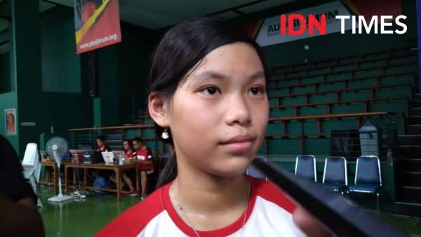 4 Kali Gagal, Gadis Kecil Ini Akhirnya Lolos ke Final Audisi PB Djarum
