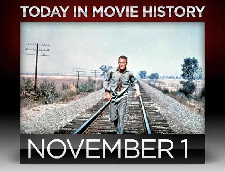 today in movie history, november 1