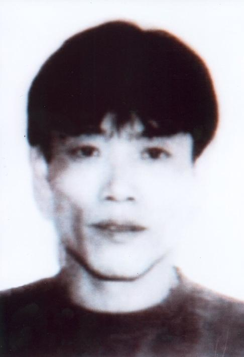 Black-and-white handout photo of Kwai Ping-hung. Photo: Handout