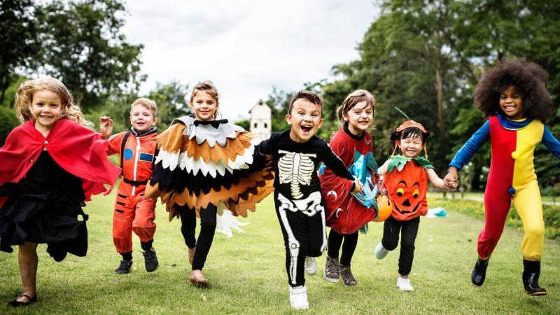 Hallowen costume ideas. Image via Getty Images.