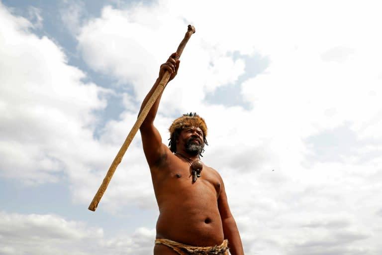 South Africa's indigenous Khoisan seek better recognition