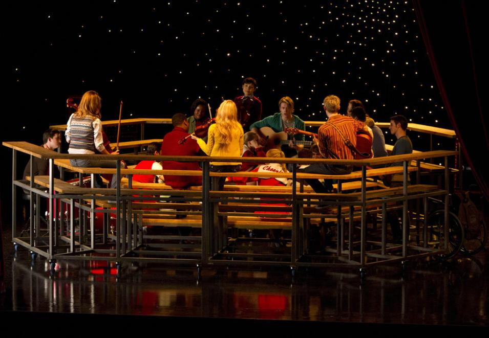 """""""Glee"""" -- """"Shooting Star"""""""