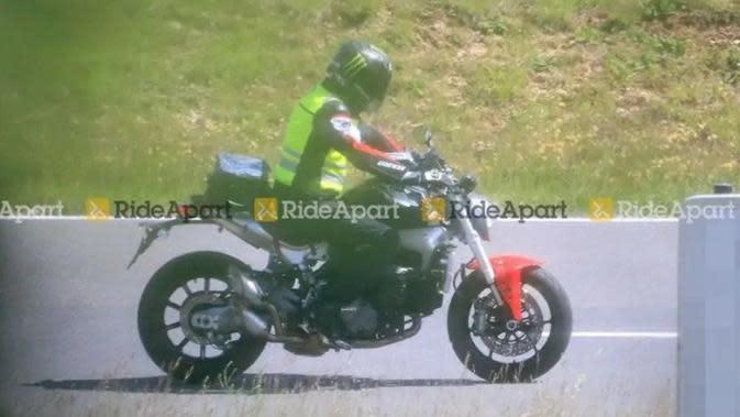 Ducati Monster Terbaru Tak Lagi Pakai Rangka Teralis