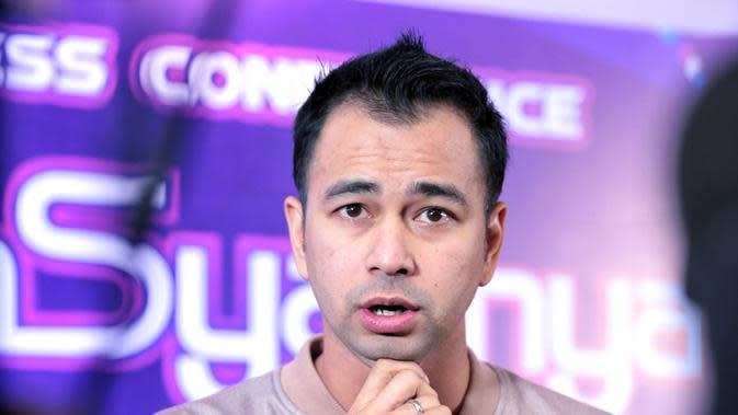 Raffi Ahmad. (Adrian Putra/bintang.com)