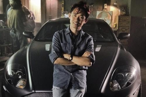 James Wan Shows Off Jason Statham's 'Fast & Furious 7′ Ride (Photo)