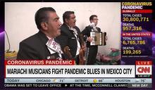 墨西哥疫情限制緩解 樂師喜迎「新正常」工作