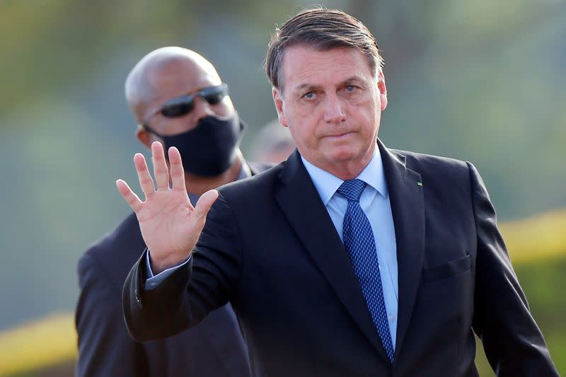Facing criticism, Brazil's Bolsonaro restores Ministry of Communications