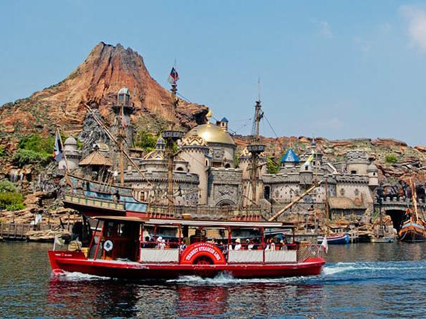 東京迪士尼海洋樂園 (Japan, Tokyo Disney Sea)