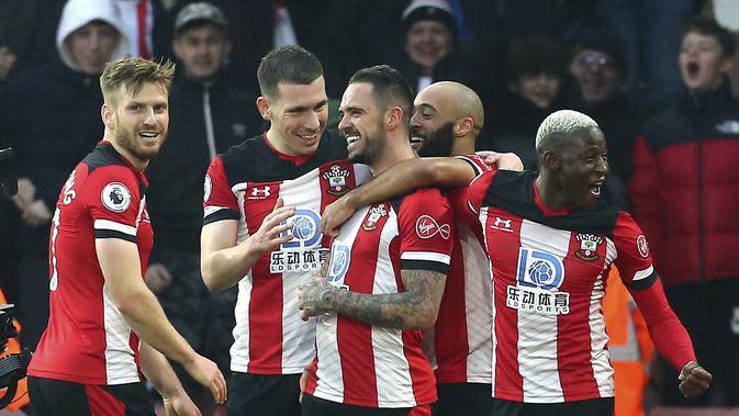 Southampton (AP)