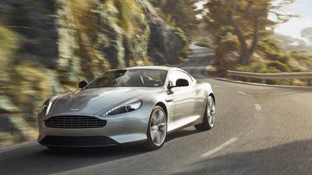 2013 Aston Martin DB9 arrives to confuse you further
