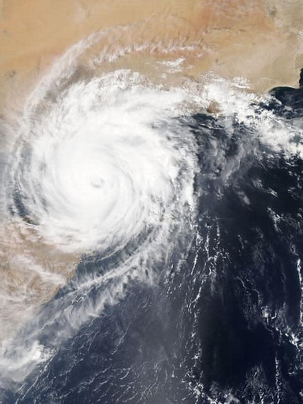 Ilustrasi bencana. Sumber foto: unsplash.com/NASA.