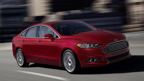Detroit Auto Show 2012: Ford pushes the 2013 Fusion to 100 mpg