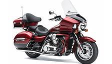 2011 Kawasaki VN 1700 Voyager