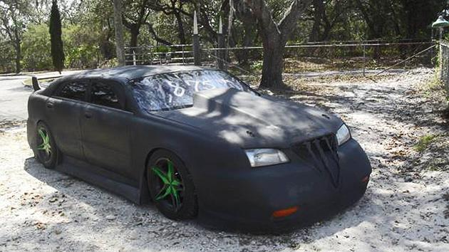 World's ugliest custom car contest gains strong new entry