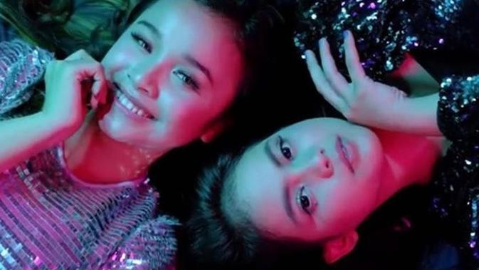 Potret dua penyanyi berbakat, Tasya Rosmala dan Putri DA. (Sumber: Instagram/@tasya_ratu_gopo)