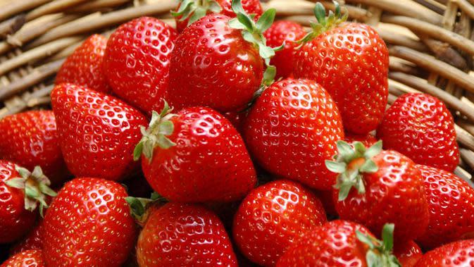 Ilustrasi strawberry | Istimewa