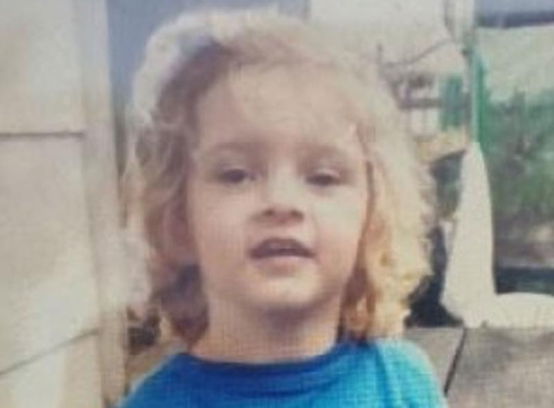 Elenore Lindsay, 3, who died after drowning in a damon a rural property at Cootharaba, near Noosa.