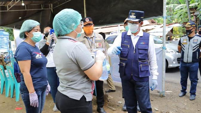 Intip Peraturan Wali Kota Manado soal Sanksi Pelanggar Protokol Kesehatan