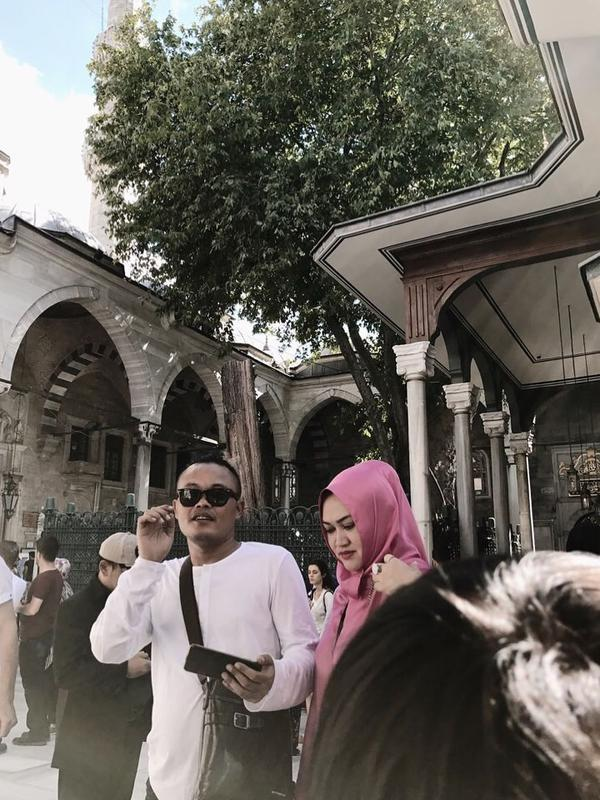 Lina dan Sule (Instagram/ferdinan_sule)