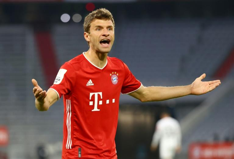 Bayern Munich stalwart Thomas Mueller has repaid Flick's faith in him with a stellar season alongside Robert Lewandowski