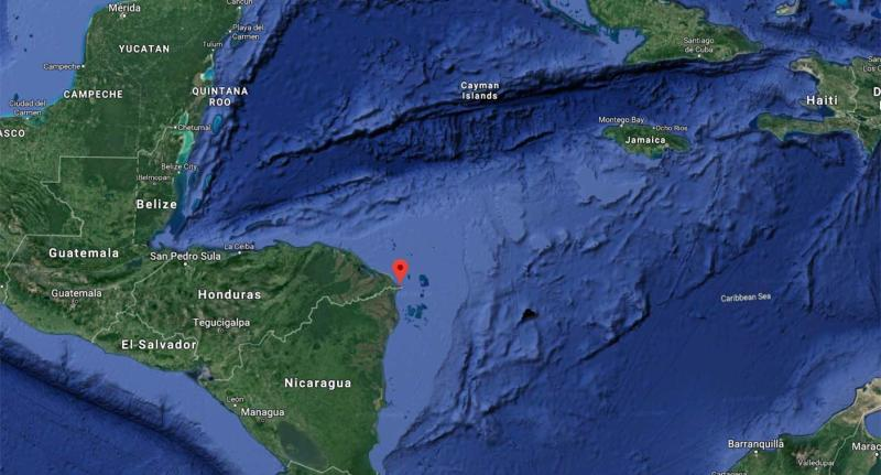 Honduran fishing boat sinks; 27 dead, 9 missing, 55 rescued