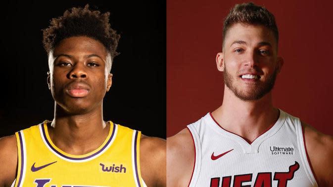 Lakers vs Heat di NBA Finals, Duel Leonard vs Antetokounmpo Terwujud