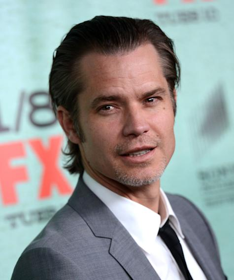 "Premiere Of FX's ""Justified"" Season 4 - Arrivals"