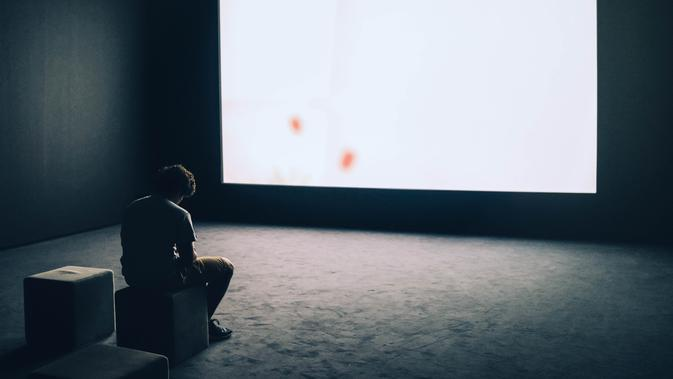 Ilustrasi sedih   Adrien Olichon dari Pexels