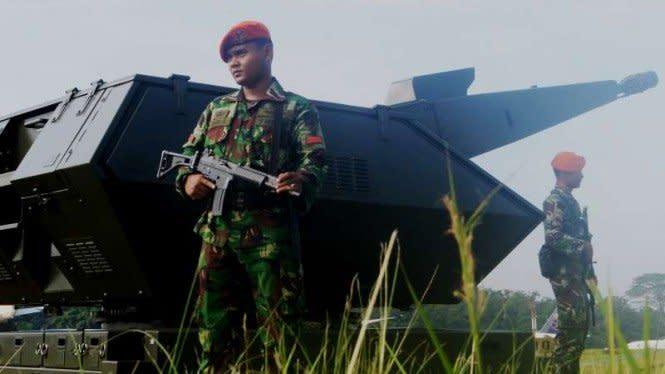 Terungkap, Ternyata Dentuman di Jakarta Berasal dari Bom Paskhas TNI