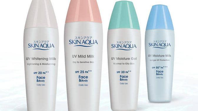 ilustrasi rekomendasi sunscreen untuk kulit berminyak/bukalapak