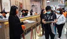 台北國際旅展參觀人次明顯減少(1) (圖)