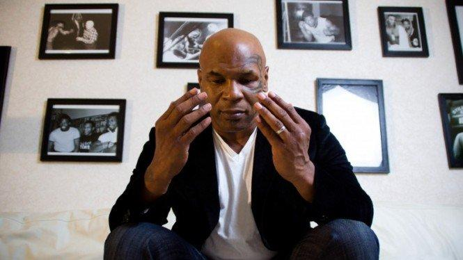 Mike Tyson Jadi Motivator, Kata-katanya Adem Banget