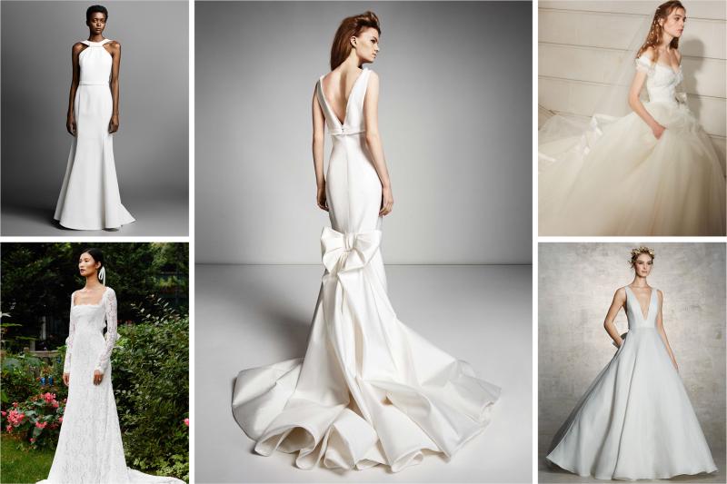 848371e80a17b Top 2019 wedding dress trends for every bride