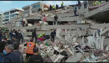 快新聞/愛琴海7.0強震小規模海嘯 希臘、土耳其22死近800人傷